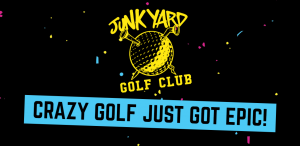 Junkyard Mini golf (UK staff night out) @ Junkyard Golf Club