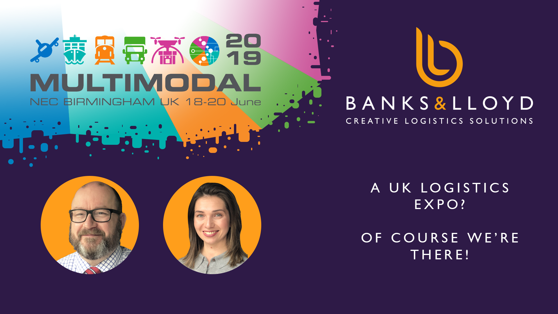 Banks & Lloyd @ Multimodal 2019 – Banks & Lloyd (Shipping